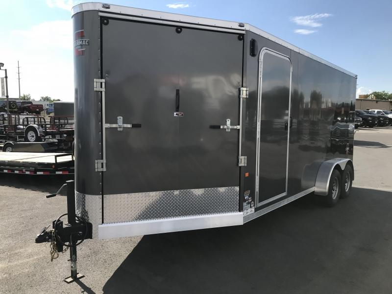 2018 Charmac Trailers 22' Escape Snowmobile Trailer