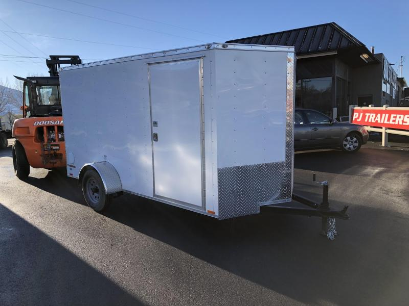 2018 Cargo Mate 6X12 E Series Enclosed Cargo Trailer