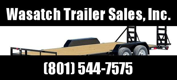 2019 PJ Trailers 18ft - 5 in. Channel Equipment (CE) Equipment Trailer