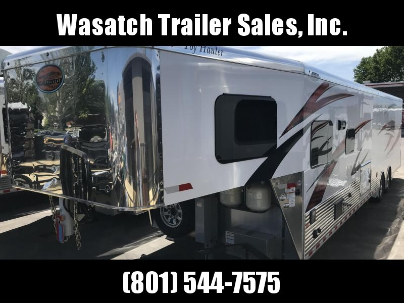 2018 Sundowner Trailers 40ft (2286) Living Quarter Toy Hauler