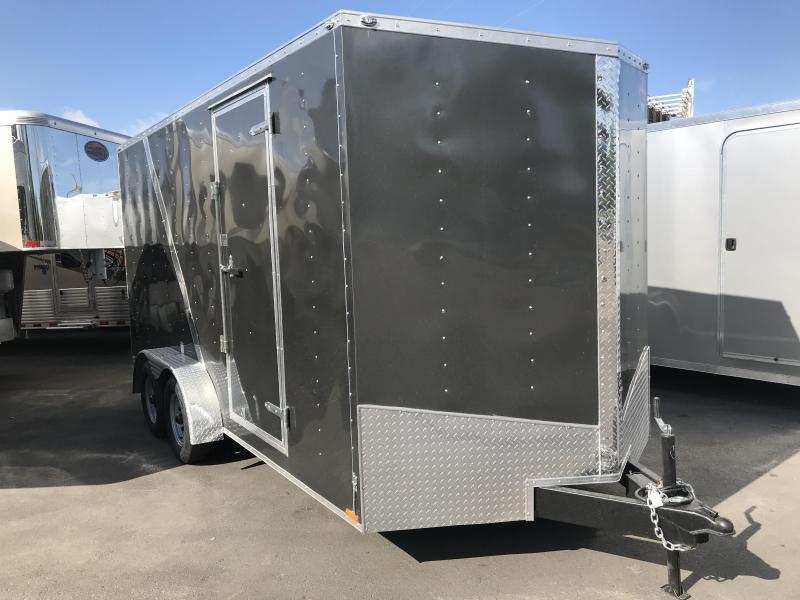 2019 Cargo Mate 7x16 Cargo Mate Enclosed Cargo Trailer