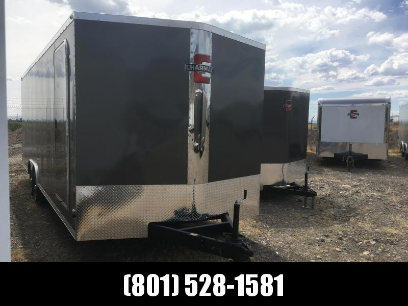 2019 Charmac Trailers 100x24 Stealth Car / Racing Trailer