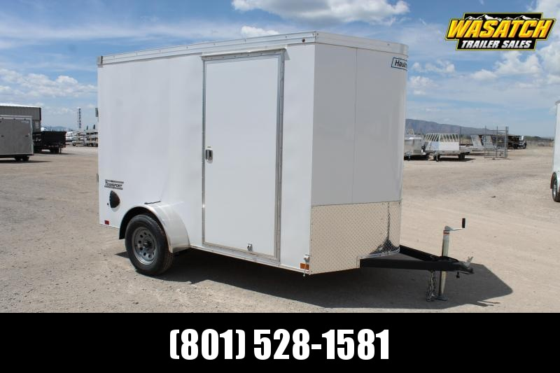 2020 Haulmark 6x10 Transport TSV610S2 Enclosed Cargo Trailer