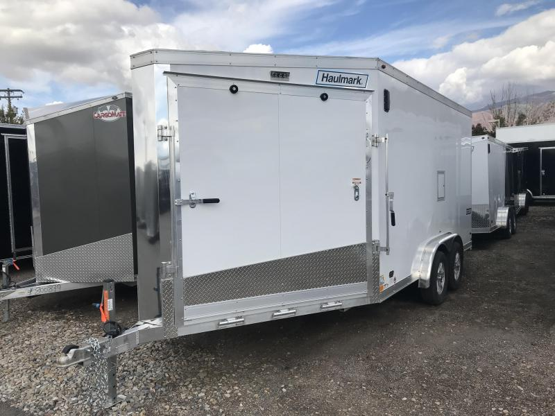 2018 Haulmark 20ft Snowmobile Trailer