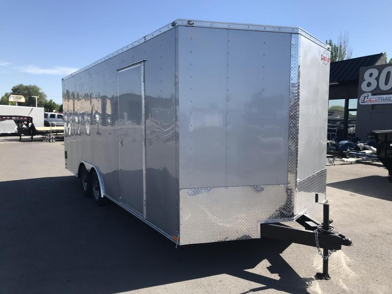 2019 Cargo Mate 8x20 E-Series Enclosed Cargo Trailer