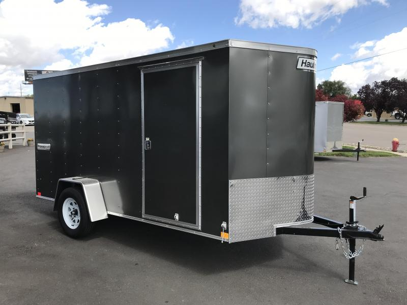 2018 Haulmark 6X12 Passport Enclosed Cargo Trailer