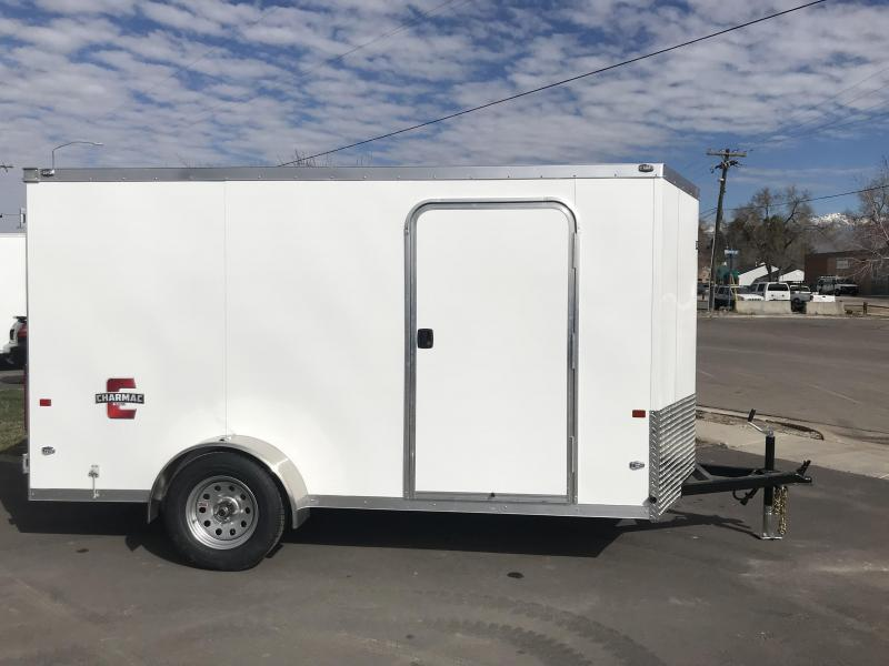 2018 Charmac Trailers 6X12 Stealth Enclosed Cargo Trailer
