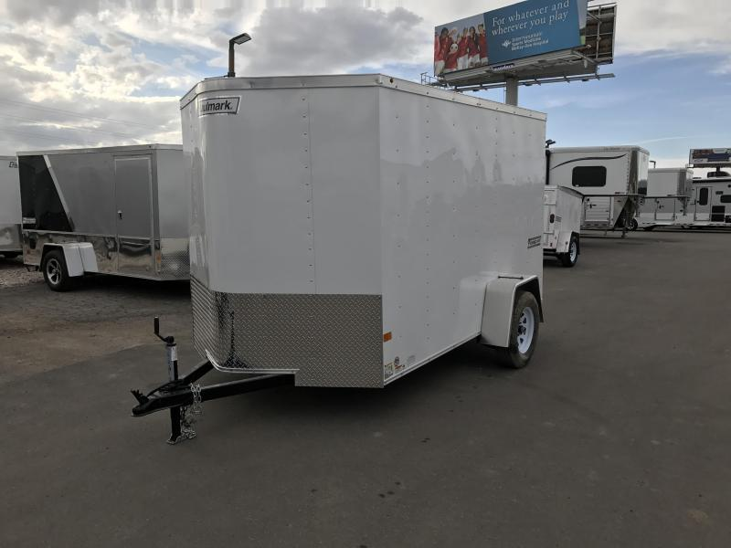 2018 Haulmark 6X10 Passport Enclosed Cargo Trailer