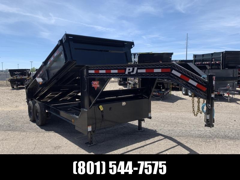 PJ 83x16 Low Pro Dump (DL) Dump