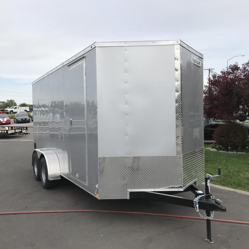 2018 Haulmark 7X16 VG3000 Series Enclosed Cargo Trailer