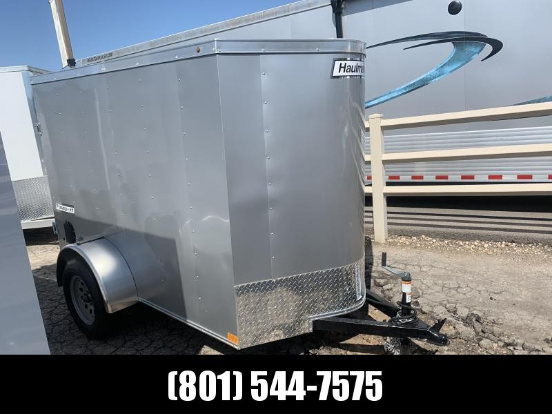 2019 Haulmark 5x8 Passport Deluxe Enclosed Cargo Trailer