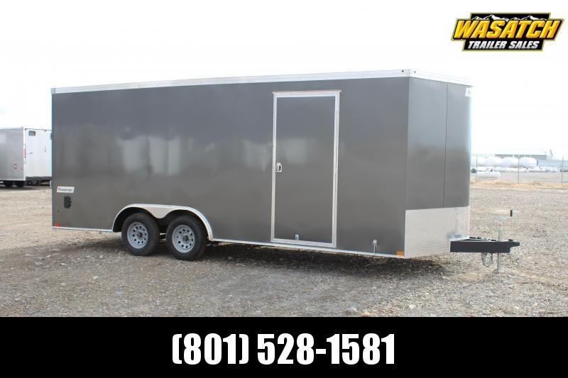 Haulmark 8.5x20 Transport Enclosed Steel Cargo Trailer