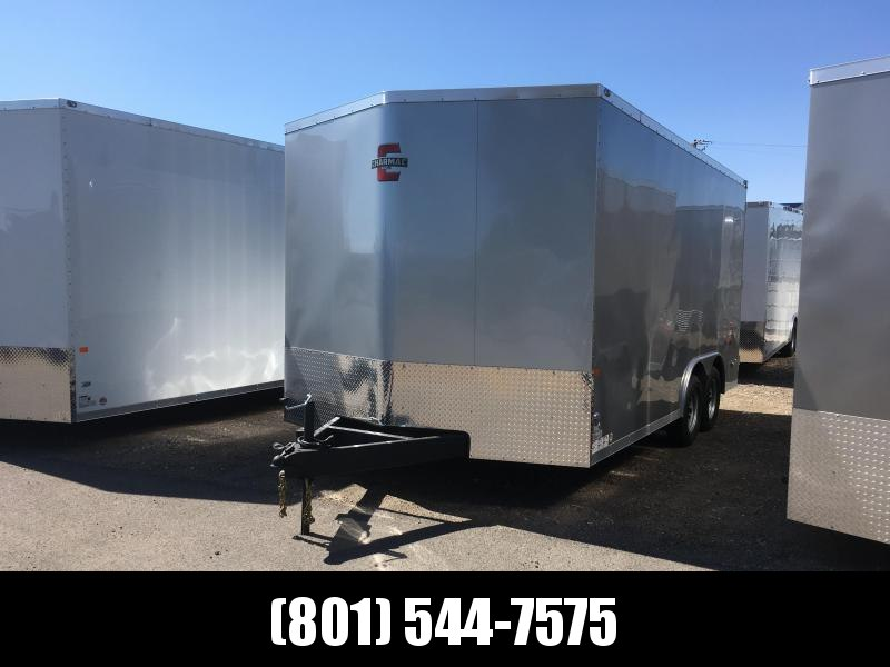 2020 Charmac Trailers 100x16 Stealth Cargo Trailer