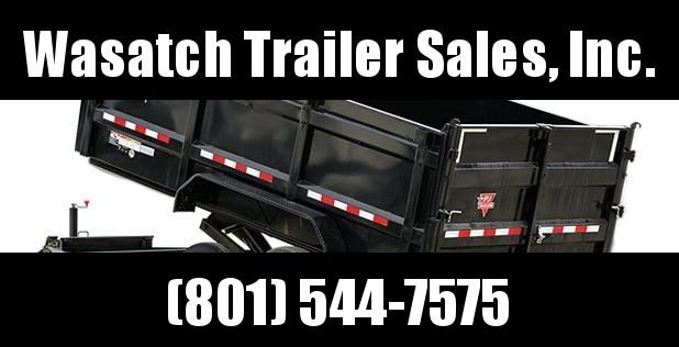 2019 PJ Trailers 12ft - 83 Low Pro High Side Dump (DM) Dump Trailer