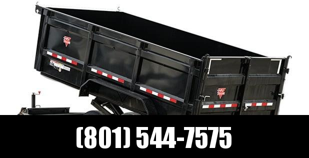 2019 PJ Trailers 12ft - 83 Low Pro High Side Dump (DM) Dump Trailer