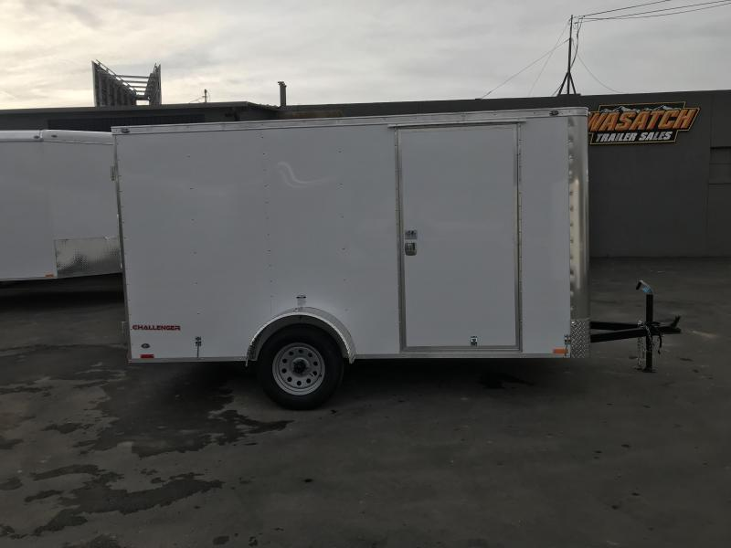 2018 Cargo Mate 6X12 Challenger Enclosed Cargo Trailer