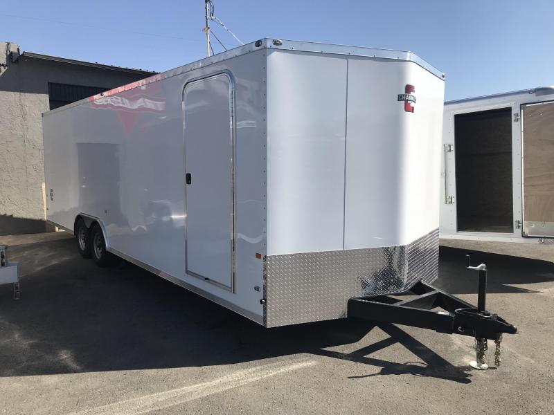 2018 Charmac Trailers 26ft Stealth Enclosed Cargo Trailer