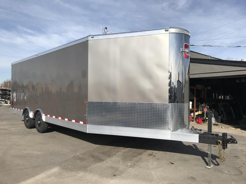 2018 Charmac Trailers 28' Snowmobile Trailer