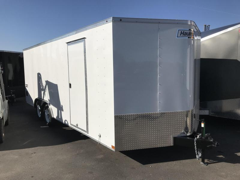 2018 Haulmark 20 Passport Enclosed Cargo Trailer