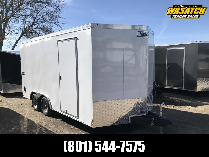 2019 Haulmark 8x16 Passport Enclosed Cargo Trailer