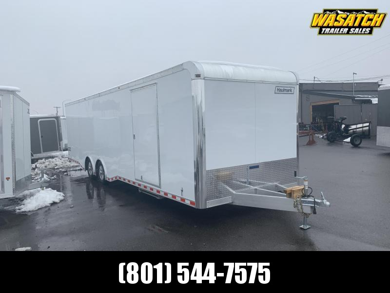 2020 Haulmark 32ft Aluminum Car / Racing Trailer