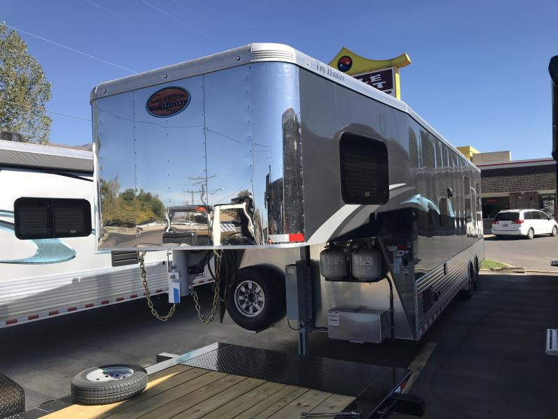 2018 Sundowner Trailers 38ft (3486) Living Quarter Toy Hauler