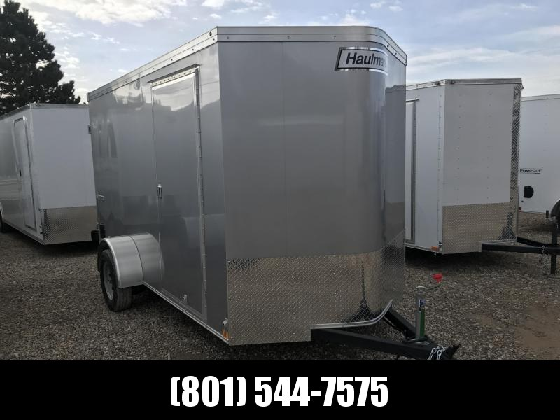 6x12 Haulmark Transport Enclosed Cargo Trailer