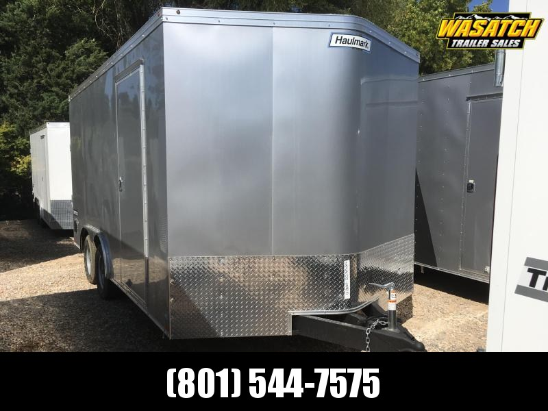 2019 Haulmark 8x16 Transport Enclosed Cargo Trailer