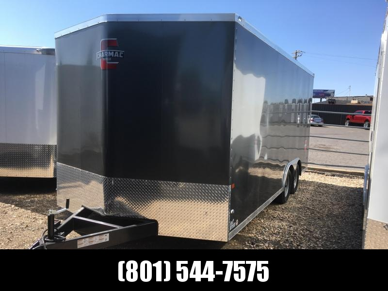 2019 Charmac Trailers 100x18 Stealth Cargo Trailer