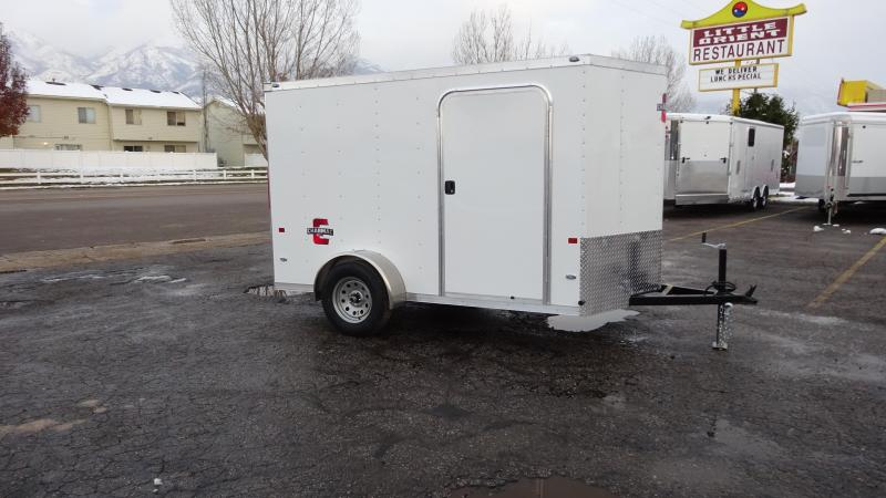 2018 Charmac Trailers 6 x 10 Stealth Enclosed Cargo Trailer