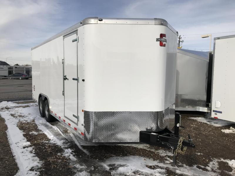 2019 Charmac Trailers 100x20 Commercial Duty Enclosed Cargo Trailer
