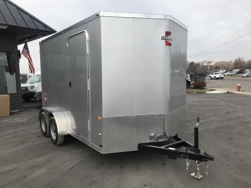 2018 Charmac Trailers 7 x 12 Stealth Enclosed Cargo Trailer