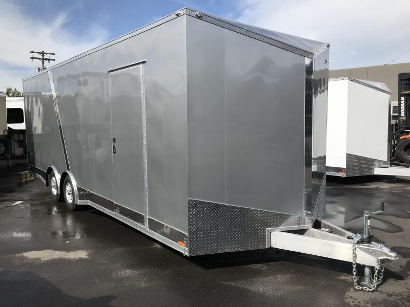2019 Cargo Mate 26 Aluminum Carhauler