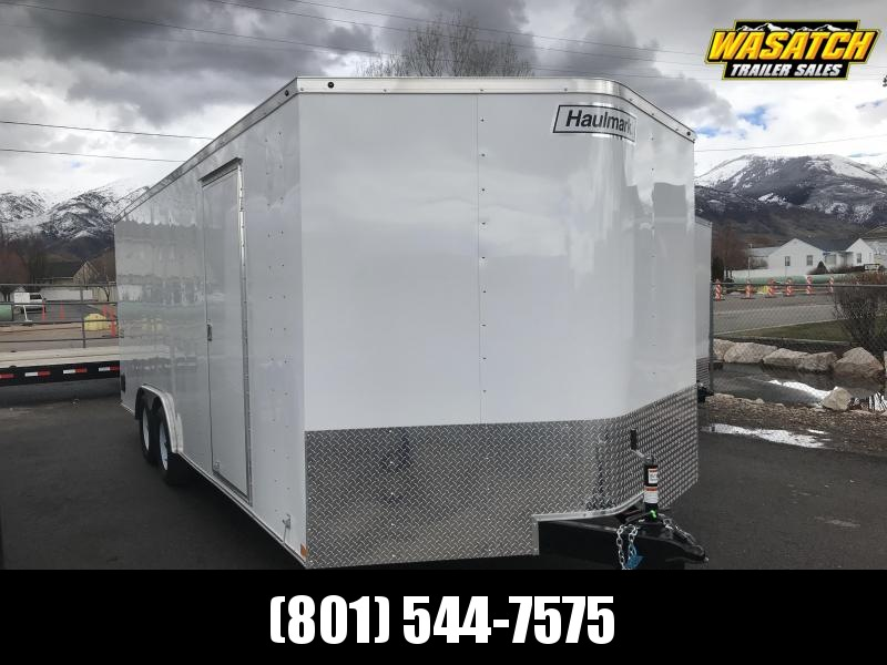 2020 Haulmark 8x20 Passport Enclosed Cargo Trailer