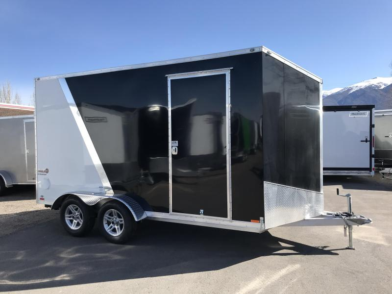 2018 Cargo Mate 7X14 RedLine Aluminum Enclosed Cargo Trailer