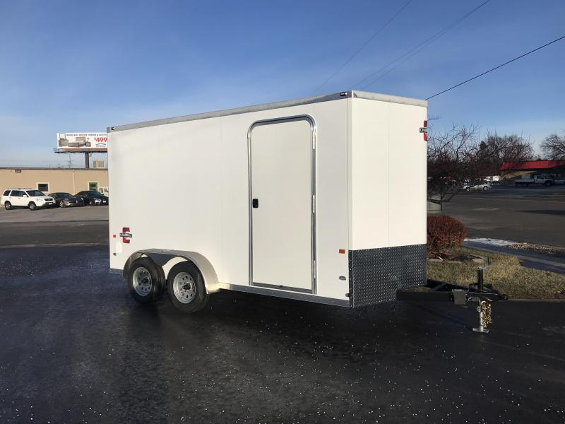 2018 Charmac Trailers 7 X 14 Deluxe Stealth Enclosed Cargo Trailer