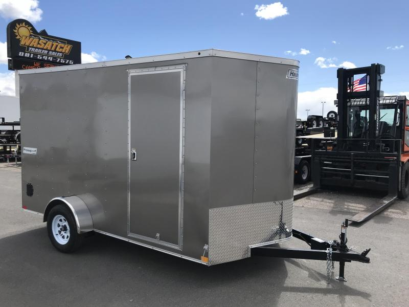 2018 Haulmark 7X12 Passport Enclosed Cargo Trailer