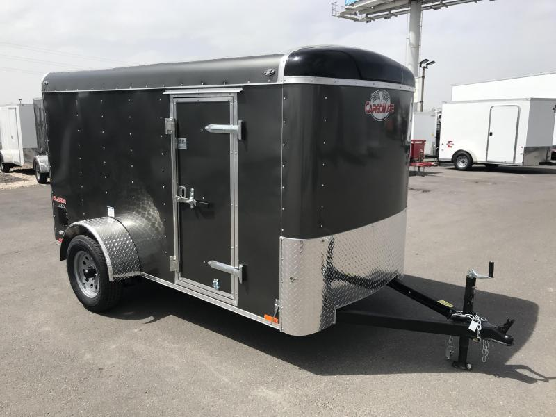 2018 Cargo Mate 5X8 Blazer Enclosed Cargo Trailer