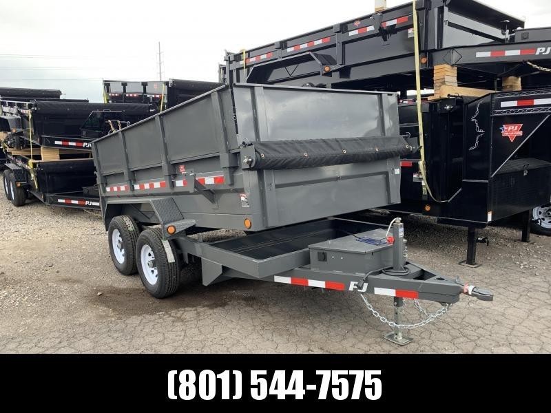PJ Gray 6x12 Tandem Axle Dump (D3)