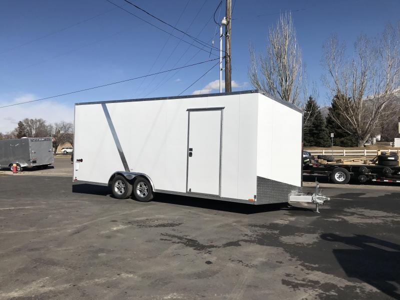 2018 Cargo Mate 20 RedLine Car Hauler