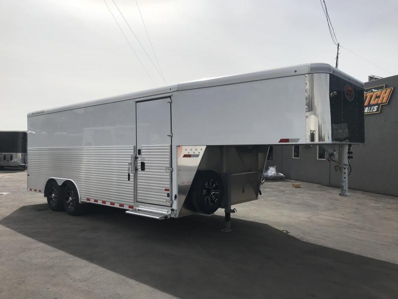 2018 Sundowner Trailers 20 Gooseneck Enclosed Cargo Trailer