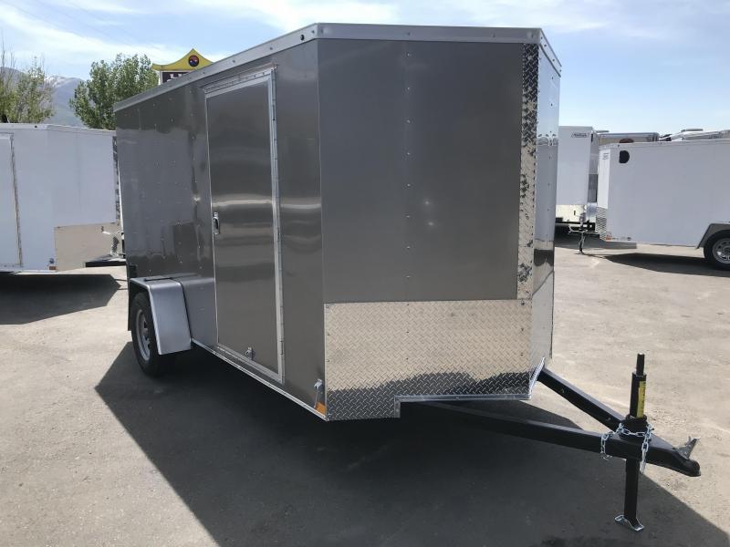 2018 Haulmark 6 x 12 VG3000 Enclosed Cargo Trailer
