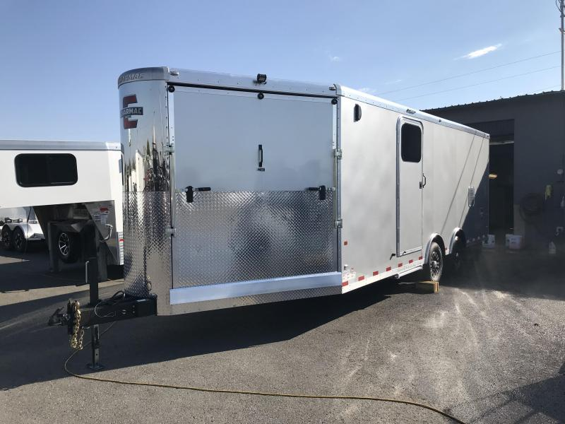 2019 Charmac Trailers 28ft Trisport Snowmobile Trailer