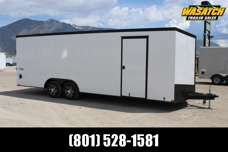 Haulmark 85x24 Transport Enclosed Cargo Trailer