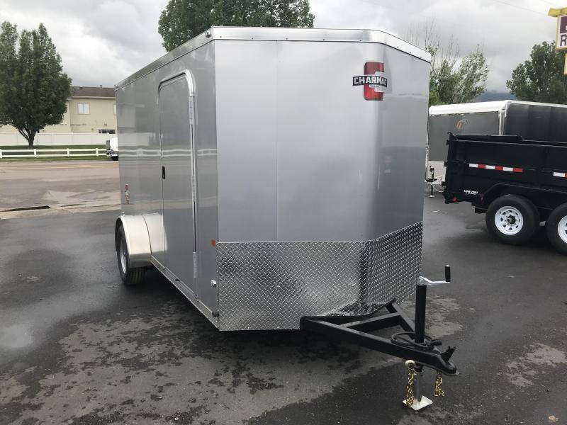2018 Charmac Trailers 6 x 12 Stealth Enclosed Cargo Trailer