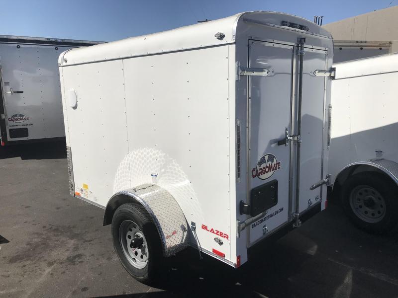 2019 Cargo Mate 5x8 Blazer Enclosed Cargo Trailer