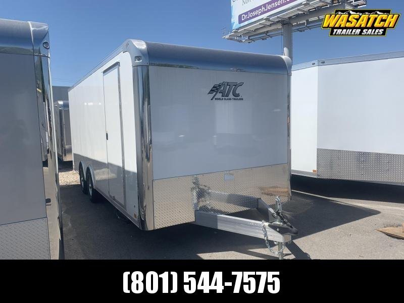 2019 ATC 20ft Raven Car / Racing Trailer
