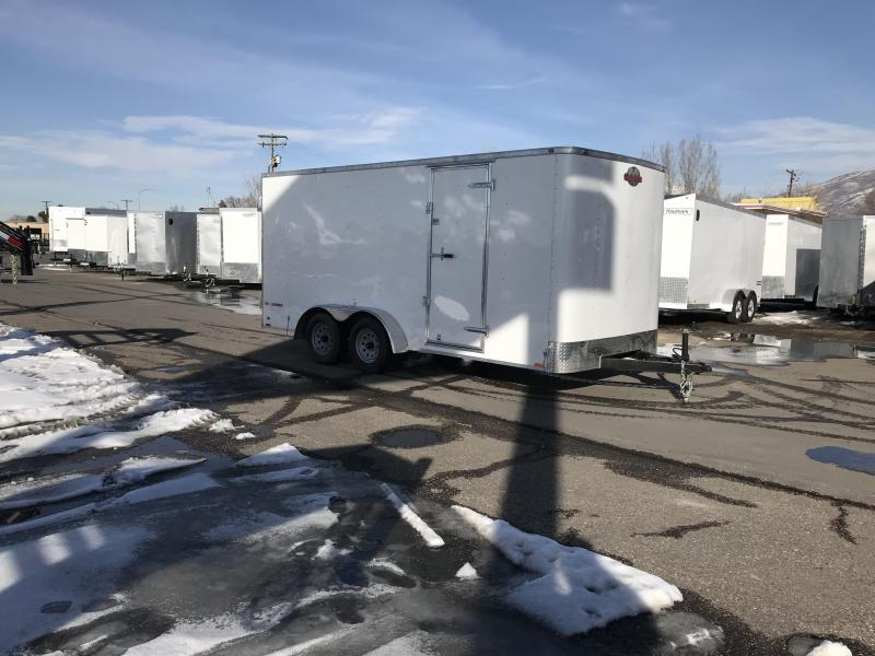 2018 Cargo Mate 7X16 Challenger Enclosed Cargo Trailer