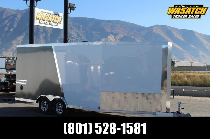 Haulmark 8.5x22 Venture Snowmobile Trailer