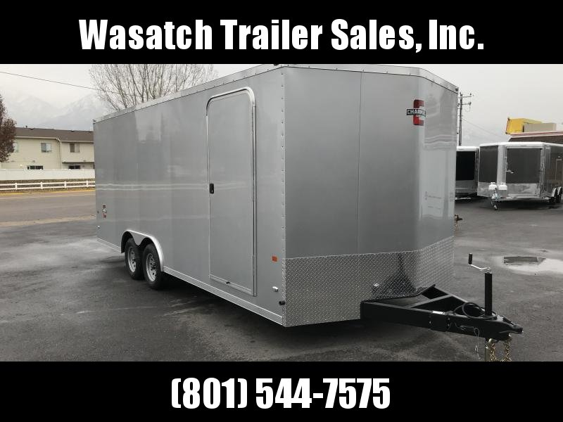 2018 Charmac Trailers 100x20 Stealth Enclosed Car / Racing Trailer